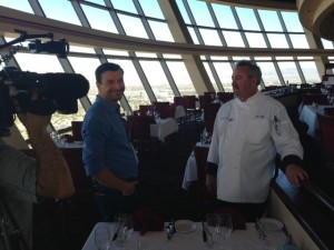 Stratosphere's General Manager & Executive Chef Featured in CNN Report