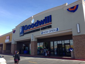 Goodwill of Southern Nevada Re-Opens Nellis Store In New Location