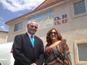 Business Today Welcomes Goodwill on Their Show to Talk About New Pahrump Store and Mission