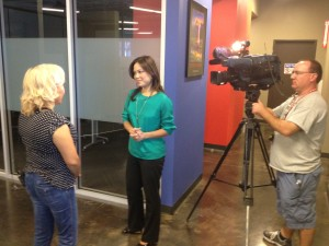 KTNV Action News visits One-Stop Career Center