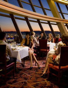 Stratosphere's Top of the World Restaurant Celebrates 17 Years of Wine Excellence