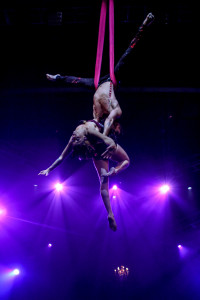 "Circus Couture ""Possession(s)"" Raises $100K for Childhood Cancer Charities"