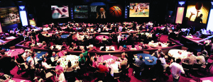 March B-Ball Tournament HQ at Stratosphere Casino, Hotel & Tower