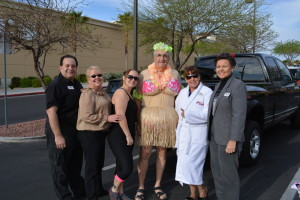 Arizona Charlie's Casinos and American Casino & Entertainment Properties (ACEP) Collected More Than 300 Pairs of Pajamas for DJs for PJs