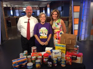 Stamp Out Hunger Food Drive is SATURDAY!