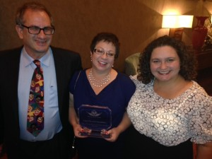 Cure 4 The Kids Foundation Receives Award from Clark County Medical Society