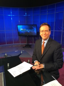 Mitch Truswell is the new host for Inside Education which airs on Vegas PBS every other Tuesday at 7:30 p.m.