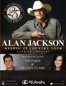 Aquarius Casino Resort Offering Room & Ticket Package for Alan Jackson Concert
