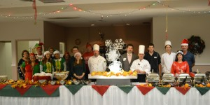 Aquarius Casino Resort Brings Holiday Cheer to Bullhead City Residents