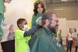 Save the Date: Family and Friends Shave Day to Support St. Baldrick's Foundation is February 22
