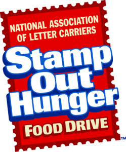 Local Letter Carriers Collected Food to Help Stamp Out Hunger