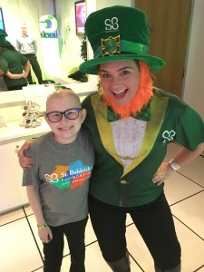 Living like Leprechauns!