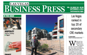 Investors looking to Las Vegas and other top 20 secondary commercial real estate markets