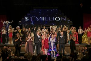 "Circus Couture's ""Lucky"" Helps Childhood Cancer Charity  Surpass the One Million Dollar Milestone!"