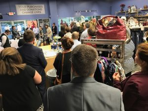 Goodwill Officially Opens Second Upscale Déjà Blue Boutique in Henderson