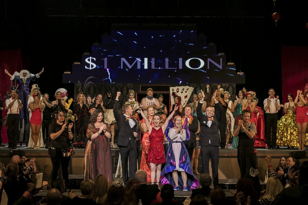 Circus Couture Hits $1 Million Milestone; Photo by Jerry Metellus