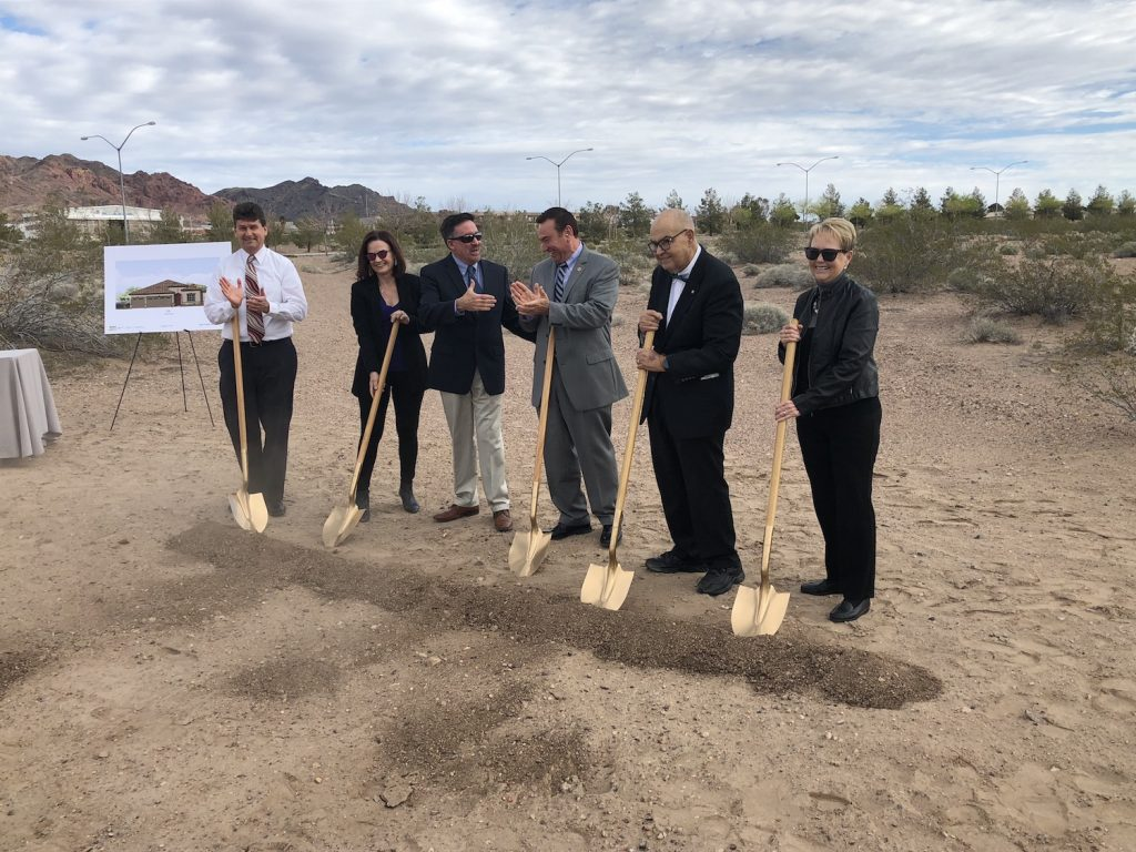 Boulder Hills Estates Groundbreaking