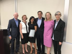 Bank of Nevada Recognized For Support of Legal Aid Center of Southern Nevada