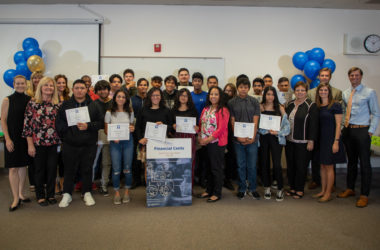 Bank of Nevada Financial Cents Program Preparing Students for Life's Financial Decisions
