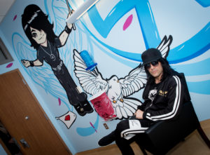 Cure 4 The Kids Foundation debuts Criss Angel-inspired Patient Exam Room