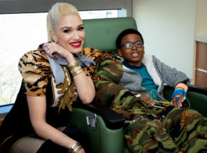 Gwen Stefani and Domsky Glass To Be Honored at Circus Couture: Metamorphose on Thursday, October 10, 2019