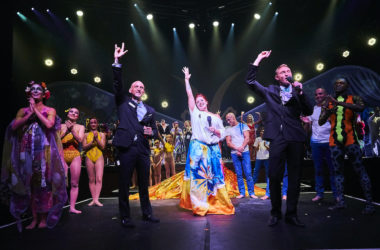 Cure 4 The Kids Foundation's Circus Couture: Metamorphose Raises $300,000 for Childhood Cancer Patients