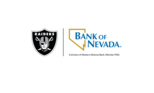 Bank of Nevada Announces Commercial Banking, Educational Partnership with the Raiders and Allegiant Stadium