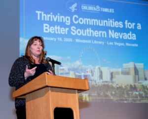 Community Leaders Convened to Help Break Cycle of Poverty