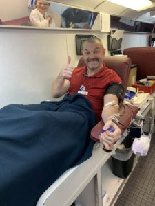 Blood Drive & Bone Marrow Registry Surpass Goal!