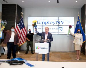 Two Employ NV Business Hubs Open in Las Vegas to help businesses recover and grow
